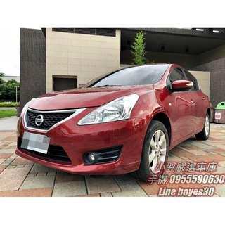 《2013 Nissan Tiida 5D 1.6 SL規》