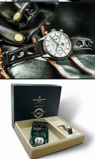 Frederique Constant ~ 康斯登~ Swiss Made ~Automatic ~ Limited edition  0586/2888, Brand new,  Full set with CEO's Certificate