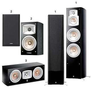 Yamaha NS777 speakers for sale