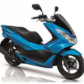 Brand New Honda PCX150