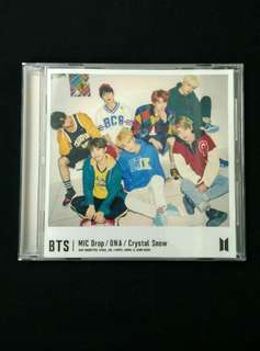 [WTS] BTS Mic Drop / DNA  / Crystal Snow Album
