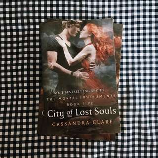 City of Lost Souls (by Cassandra Clare)