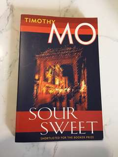 🚚 Timothy Mo - Sour Sweet