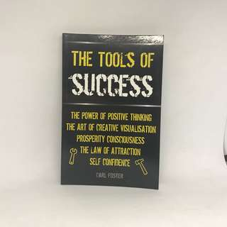The Tools Of Success By Carl Foster