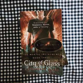 City of Glass (by Cassandra Clare)