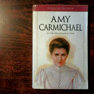 [Used-Good] Heroes of the Faith: Amy Carmichael (1577483642)