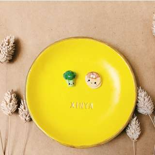 🚚 (Personalized) Handmade Ring Dish / For Trinkets And Accessory