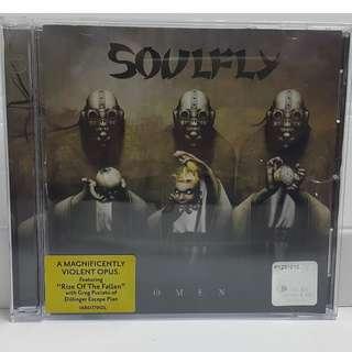 SOULFLY - Omen CD