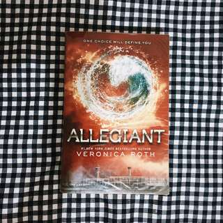 Allegiant (by Veronica Roth)