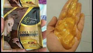 Hair Collagen Golden Hair Mask