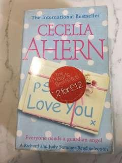 🚚 Cecelia Ahern - P.S I Love You
