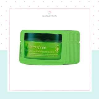 Innisfree Aloe Revital Sleeping Pack 8ml