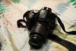 NIKON D5100 KIT FULL SET