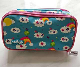 Smiggle Go Anywhere Pencil Case (BNWT)