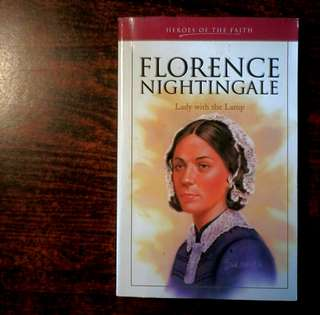 [Used-Good] Heroes of the Faith: Florence Nightingale  (1577485580)