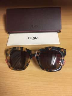 USED Fendi glasses