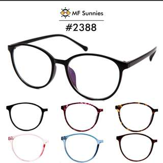 MFSunnies #2388 Eyeglass | Anti Rad