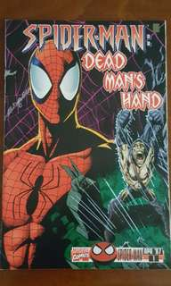 Spider-Man : Dead Man's Hand one-shot
