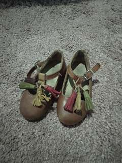 Tasel shoes