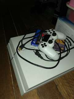 PS4 Phat 12k Cainta seldom used from Japan