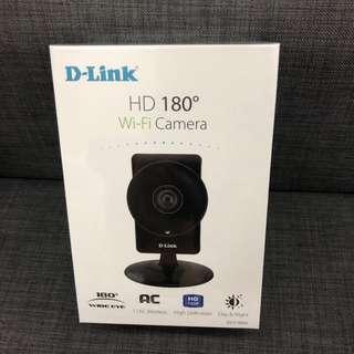 180-Degree HD Ultra-Wide View camera