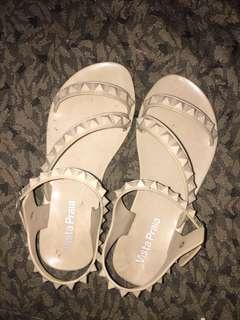 Vista praia plastic sandals