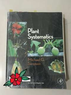 Plant Systematics (2nd Edition) - Michael G. Simpson