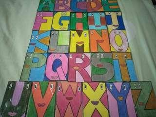 Alphabets On-The-Go