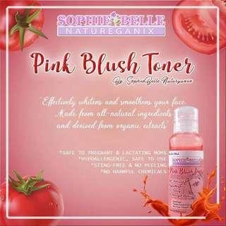 Pink Blush Toner