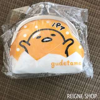 SANRIO GUDETAMA COIN PURSE