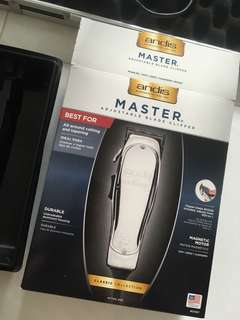Andis Master Hair Clipper