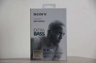 XB80BS EXTRA BASS™ Wireless Sports In-ear Headphones