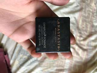 Authentic Anastasia Beverly Hills Dipbrow Pomade in Ash Brown