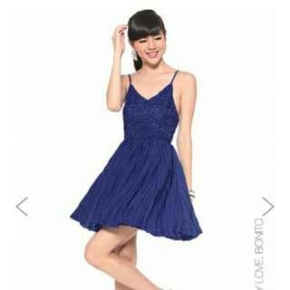 Covet Dalysia Crochet Dress