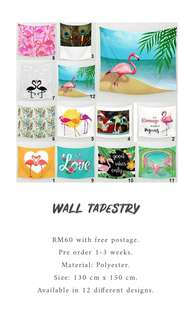 PREORDER Wall Tapestry