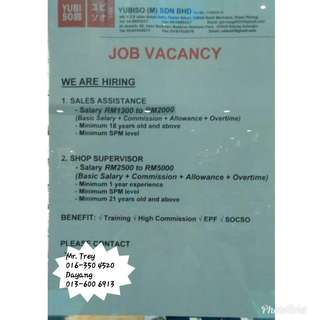 jobs for malaysian only