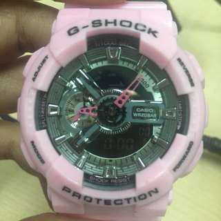 Price Reduced-G-SHOCK pink