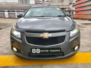 Chevrolet Cruze Auto
