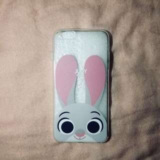Iphone 6+/6s+ Zootopia Case