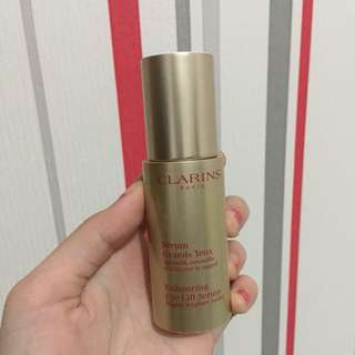CLARINS eye lift serum