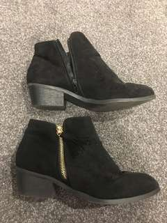 Size 38 Booties