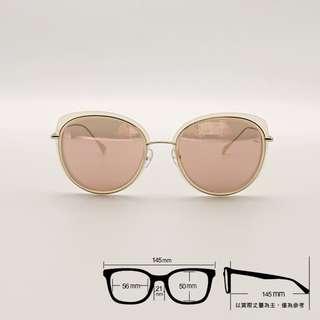 🚚 🔥新鮮現貨🔥[檸檬眼鏡] 🌺 VEDI VERO VE854 PHC🌴 裸粉貓眼 韓流時尚流行精品 -3