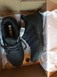 Adidas UltraBOOST triple black 4.0