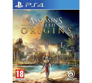 Assassin Creed Origin PS4