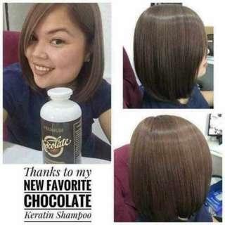 Choco Keratin Shampoo 500ml