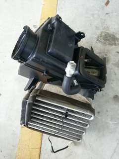 Cooling coil kancil