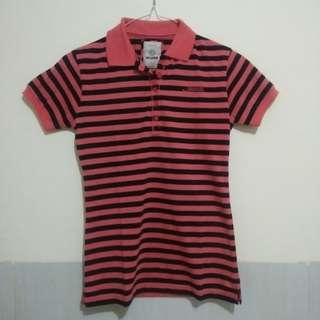 Stripe Polo Shirt Nevada