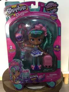 Shopkins Shoppies World Vacation Macy Macaron