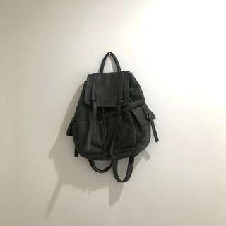 Topshop - Dark Grey Bag