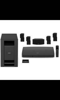 🚚 Bose V35 entertainment system